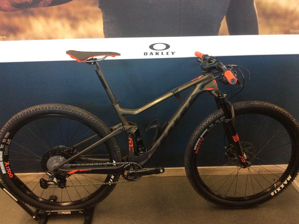 New Scott Spark Rc 900 Pro Chez Culture Vélo Périgueux