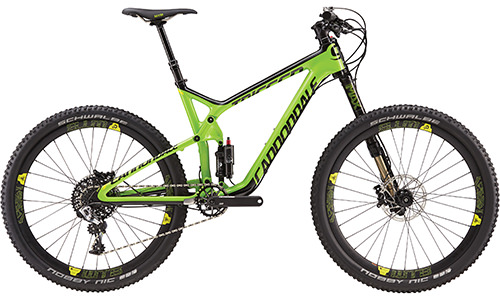 Cannondale 27.5 M Trigger carbone 1 GRN