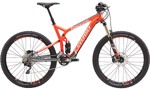 Cannondale 27.5 M Trigger Alu 3 RED
